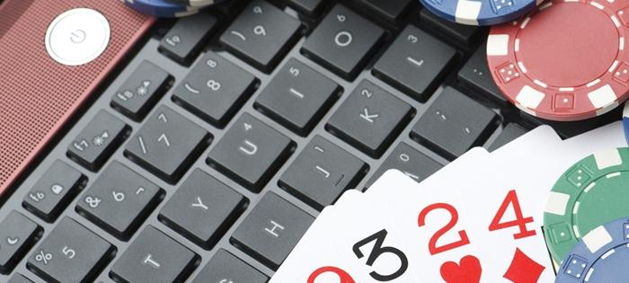 gambling laptop