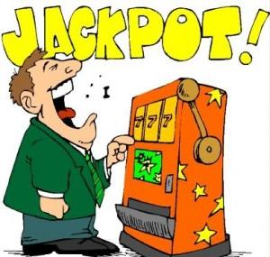 online jackpot gewonnen
